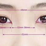 双眼皮也分脸型 你适合哪种?