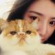 【长沙素妍医疗美容】哈喽宝宝们今天是术后108天啦,今天上午在家带我的嫩嫩猫宝宝,它现在还只有几个月大,虽然看起来不小了...