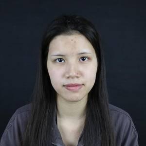 Lilya果儿的半永久纹眉