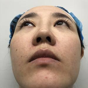 塑造立体鼻子