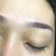 之前纹的眉毛眼睛掉色了,而且变成了红色的。开始的时候在想要不要洗眉,结果纹绣师李医生说不用,可以直接把红眉改一下,还给我...