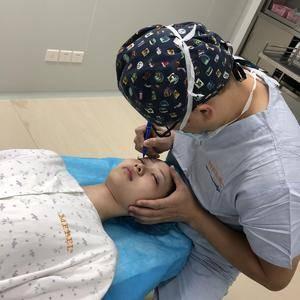 悦Mer_7589655404美贝尔   眼修复手术当天第3页图