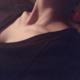 这唯一证明我做过脂肪胸的证据了,只喜欢记录自己美美的样子,蛮性感,效果不错,院长的技术真的好,成活率...