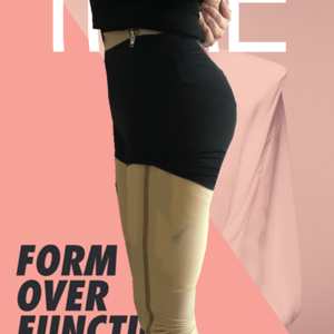 假体丰臀术+臀线吸脂塑形