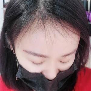 植眉+植发