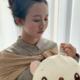 【上海时光+颧骨+上下颌】前两天看到同事梳了个丸子头,我感觉还不错。脸大的时候,我几乎是两天就要洗头,...