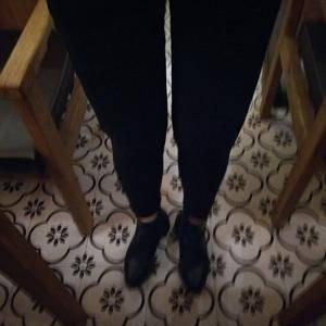 我的纤纤细腿历险记