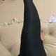 现在腿围56,变动不大,整条腿硬硬的,问过医生说我可能是吸的太多了的原因,实际体重无变化,医生建议在塑...