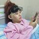 术后第4天,我还在医院赖着没走,哈哈哈哈。大家看我发的视频,其实恢复得很好啦,脸上基本看不出异样,淤...